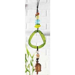 Recycled Glass Chime