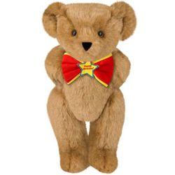 "15"" Happy Birthday Bowtie Teddy Bear"