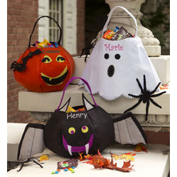 Personalized Trick-or-Treat Small Bag