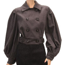 Dolce and Gabbana Cashmere Coat