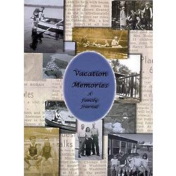 Vacation Memories Family Journal