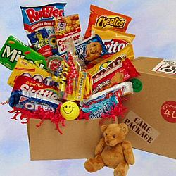Treats 4U Candy Care Package