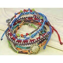 Earth Bracelets