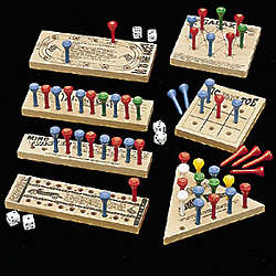Peg Games Set