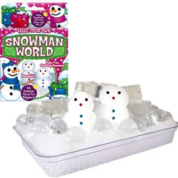 Make Your Own Snowman Toy