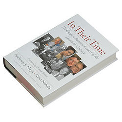 In Their Time Greatest Business Leaders Book