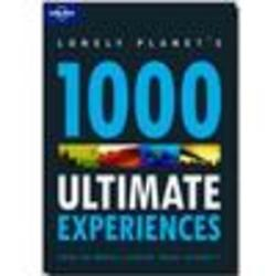 1,000 Ultimate Experiences Book