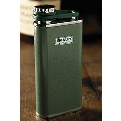 Personalized Hudson Classic Wide-Mouth Flask