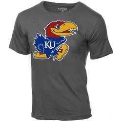 Kansas Jayhawks Cruiser Slub T-Shirt