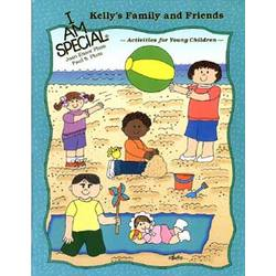 Kelly's Family and Friends Activity Book
