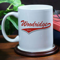 My City Personalized Coffee Mug