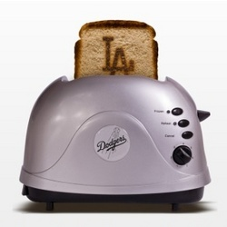 Los Angeles Dodgers MLB Toaster