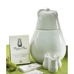 The Perfect Pear Wish Jar