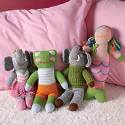 Blabla Hand-Knit Doll