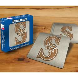 Seattle Mariners Boaster Coasters