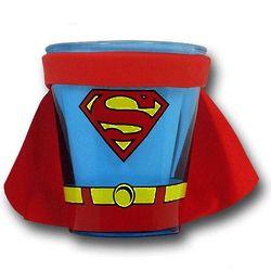 Superman Caped Shot Glass