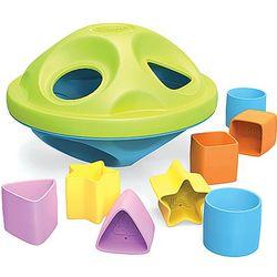 Eco Shape Sorter Toddler Toy