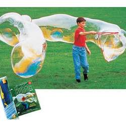 Giant Bubble Maker And Book Kit
