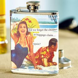 Did We Forget the Children? Hip Flask