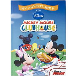 Personalized Mickey Mouse Clubhouse Story Book