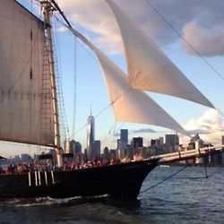 New York Burlesque Evening Sail for 1