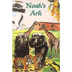 Noah's Ark Personalized Children's Story Book
