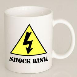 Shock Risk Coffee Mug
