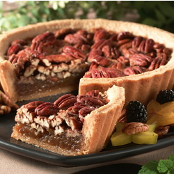 Tipsy Bourbon Pecan Pie