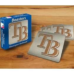 Tampa Bay Rays Boaster Coasters