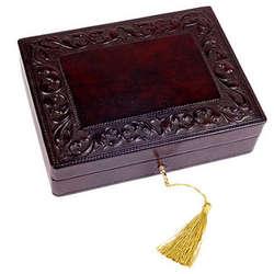 Orvieto Italian Leather Box