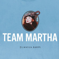 Team Martha of The Mothers-in-law of Downton Abbey Tee