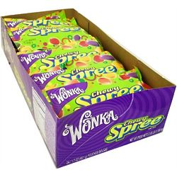 Chewy Spree Candies