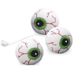 Go-Go Eyeballs Halloween Treats
