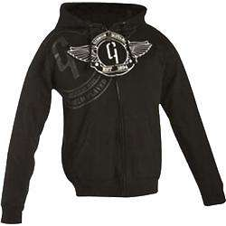 Men's Gibson Guitars Black Hoodie