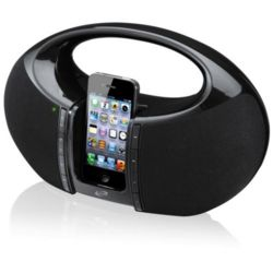 Portable Boombox for iPhone and iPod