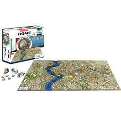4D Rome Cityscape Puzzle