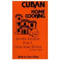 Cuban Home Cooking Cookbook