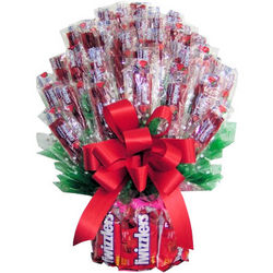 Twizzlers Licorice Candy Bouquet