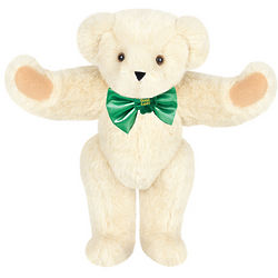 Good Luck Bowtie Teddy Bear