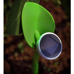 Mohzy Mini-Sized Petal Solar Garden Light
