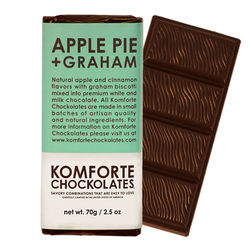 Apple Pie and Graham Chocolate Bar