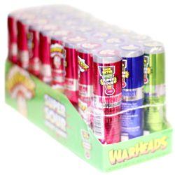 24 Warheads Super Sour Spray Candies