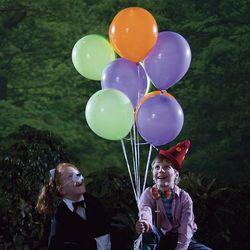 Halloween LED-Lit Balloons