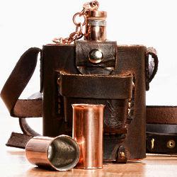 Ethan Allen Edition Copper Flask Set