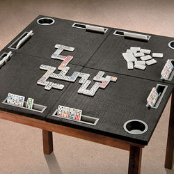 Dominoes Folding Tabletop Game