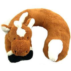 Horse Travel Buddy Neck Pillow for Children