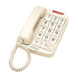 Big Button Phone with Braille
