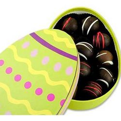 Truffles Easter Egg Gift Box