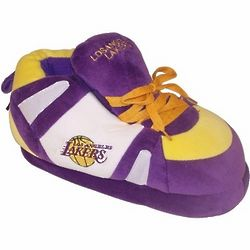 Los Angeles Lakers Boot Slipper