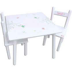 Square Kid's Table and Chairs
